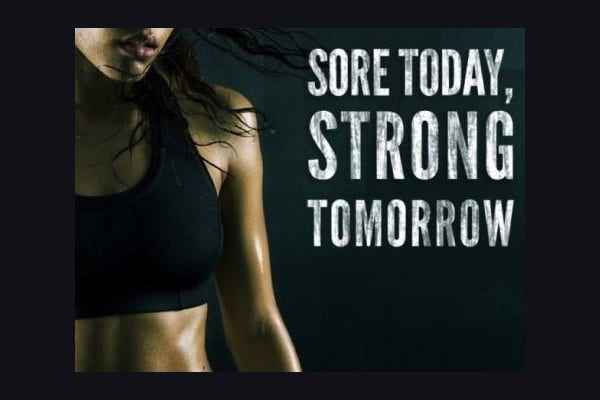 3 Motivational Fitness Posters
