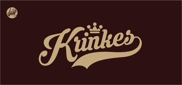 Krinkes Free Font