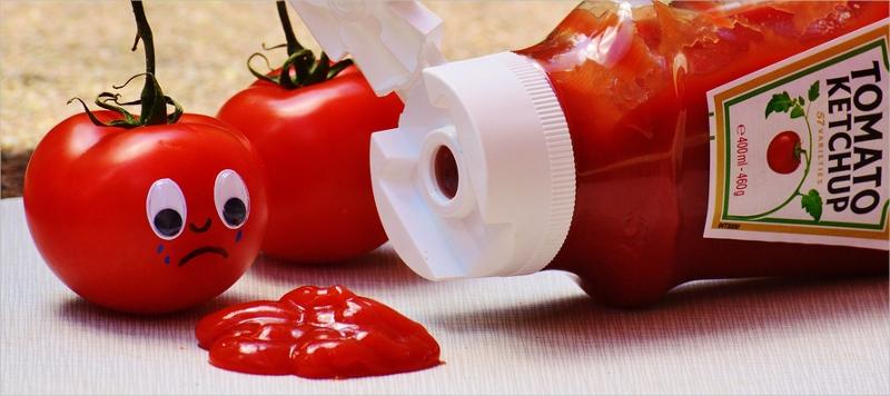 Tomato Crying Funny Photography
