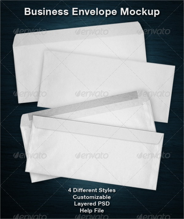 Envelope Mockups  Free Psd Ai Vector Eps Format Download