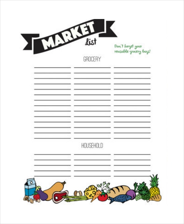 printable-grocery-list-template