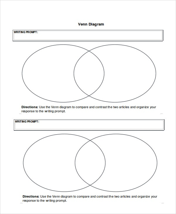PT Venn Diagram Template