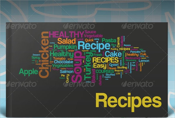 Printable Recipe Card For Kitchen