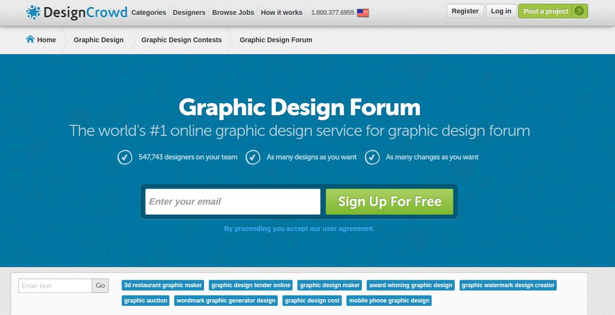 design crowd forum