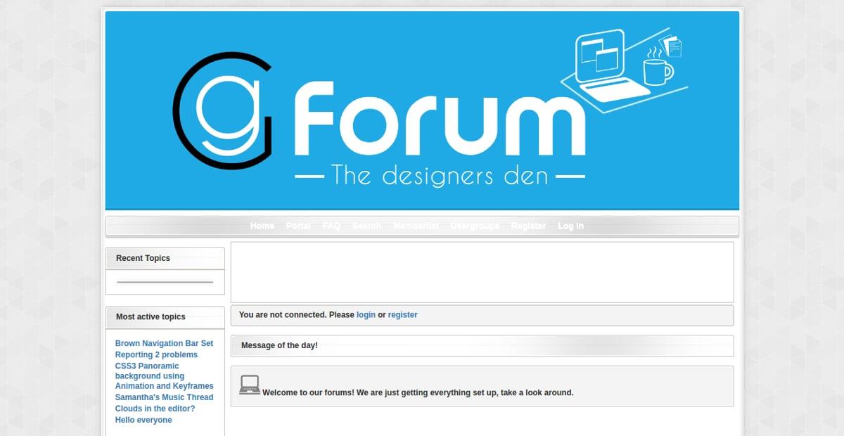 garey graphics forum