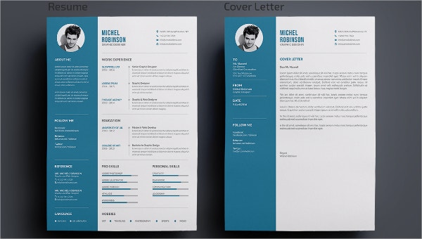 Modern Resume Template 2016 from images.template.net
