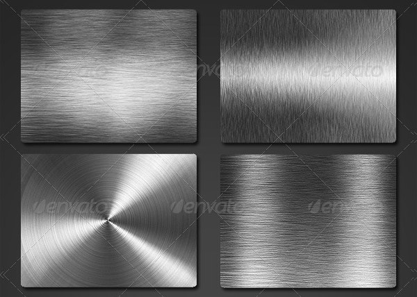 6 Hight Resolution Metal Texture
