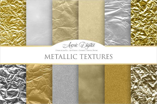 Metallic Background Texture