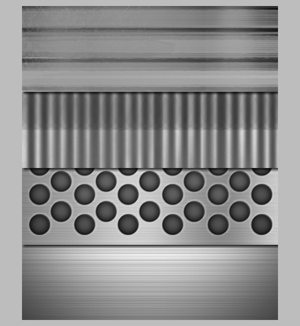 2D Metal Texture