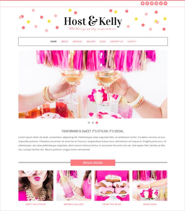 15+ Kids Website Themes & Templates