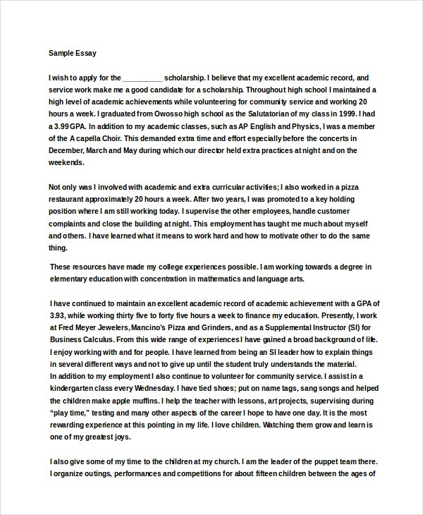 academic birth essay college