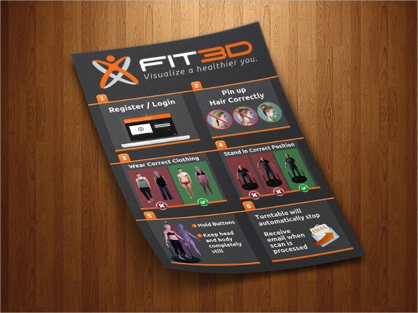 Health Fit 3D Brochure
