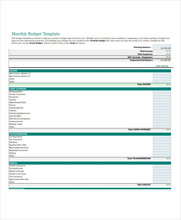 Excel business template 5 free excel documents download free business budget template excel flashek Images