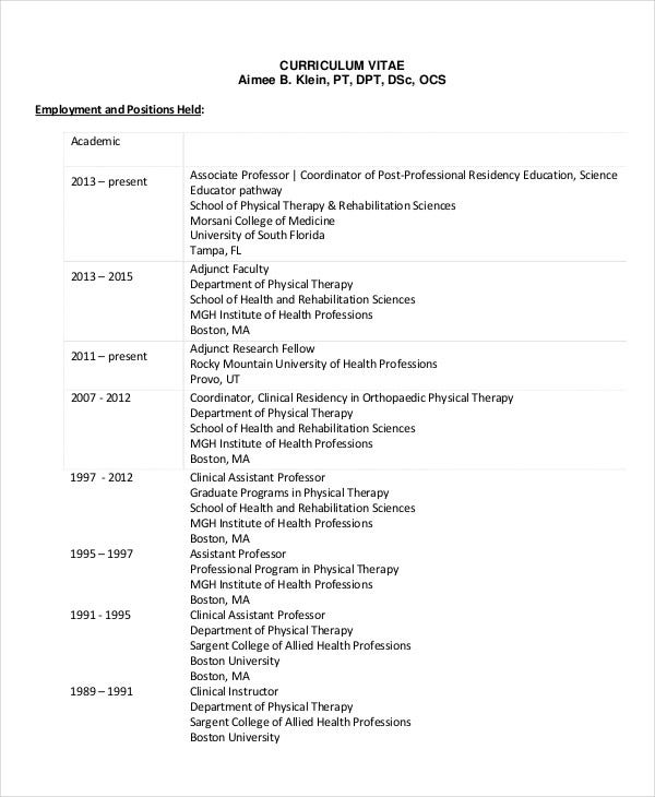 Merveilleux Therapist Resume Resume Format Download Pdf