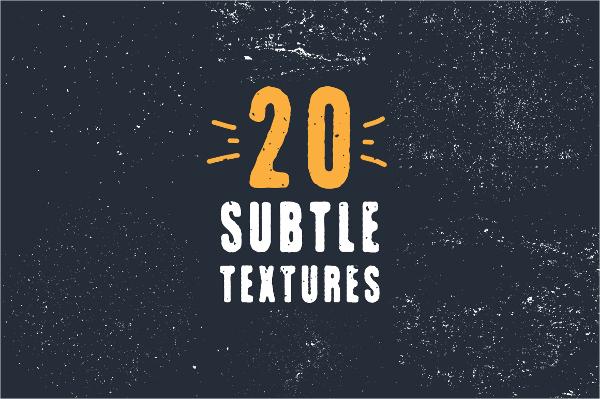 20 Vector Subtle Grunge Textures