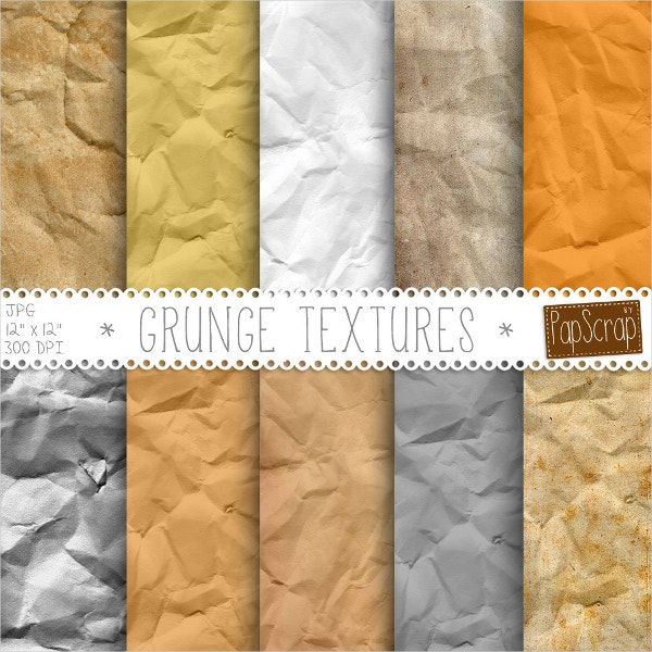 Vintage Grunge Paper Textures