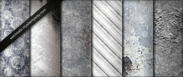 Whitewashed Grunge Texture