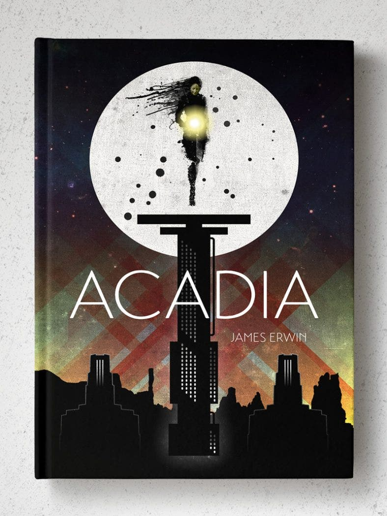Book Cover of Acadia