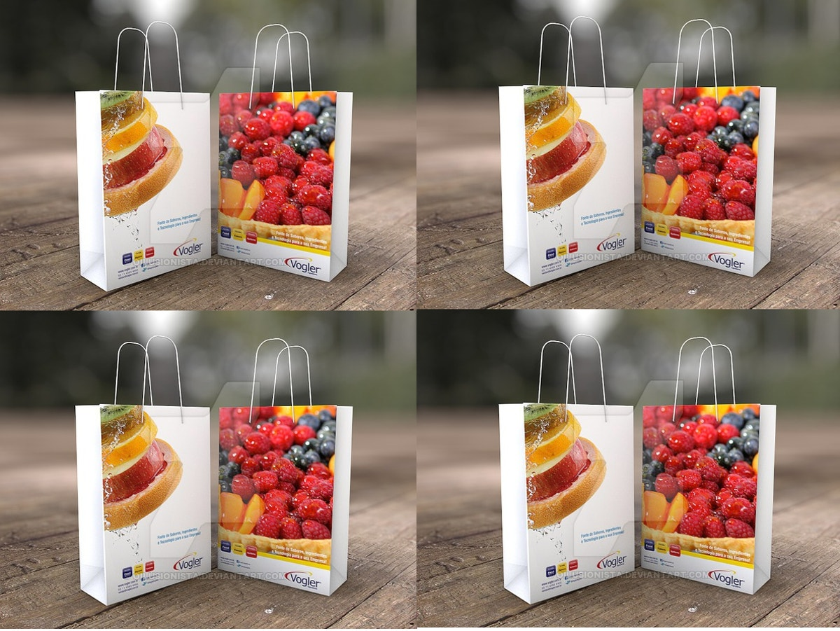 Vogler Shopping Bag Mockup
