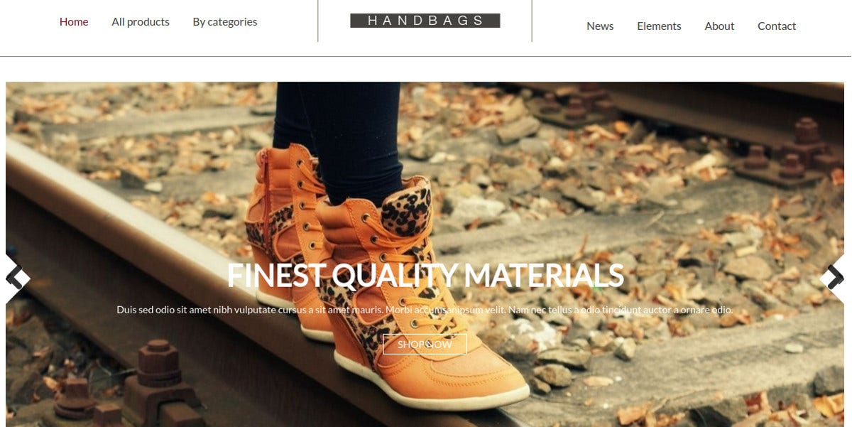 Fashion Drupal Commerce WebsiteTheme $58