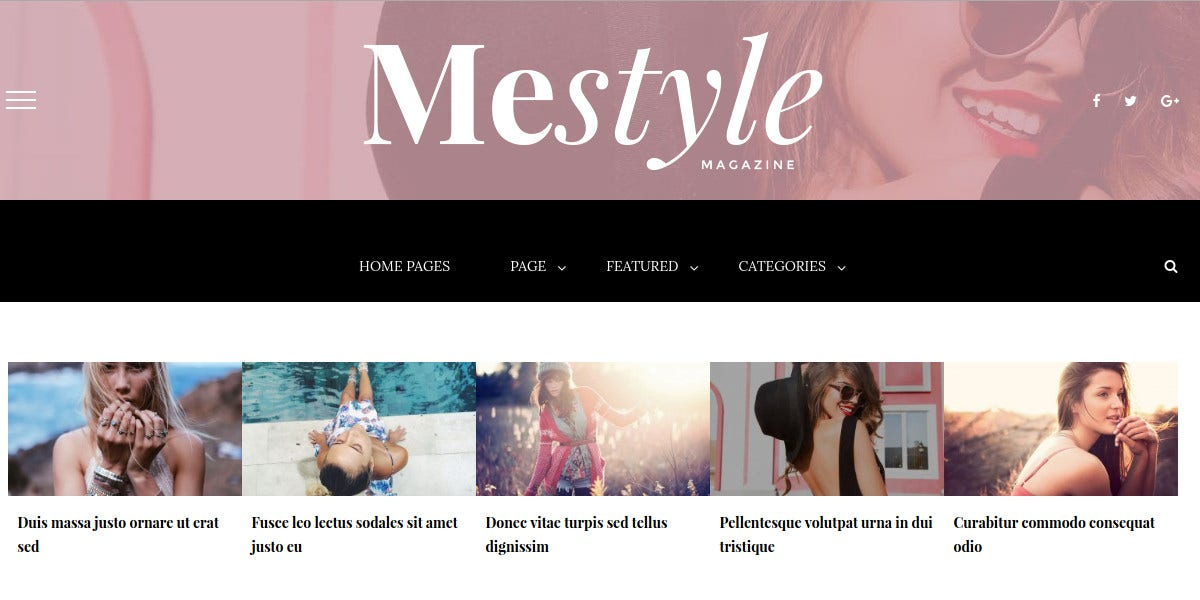 fashion clothes beauty blog responsive wordpress theme 49