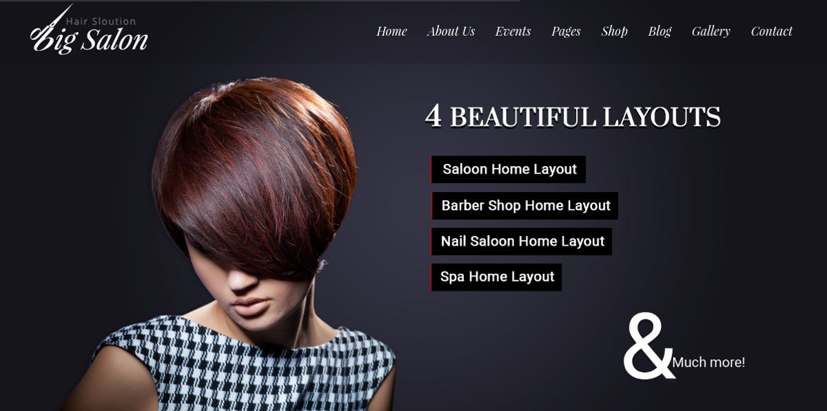 beauty salon blog wordpress theme for beauty 49