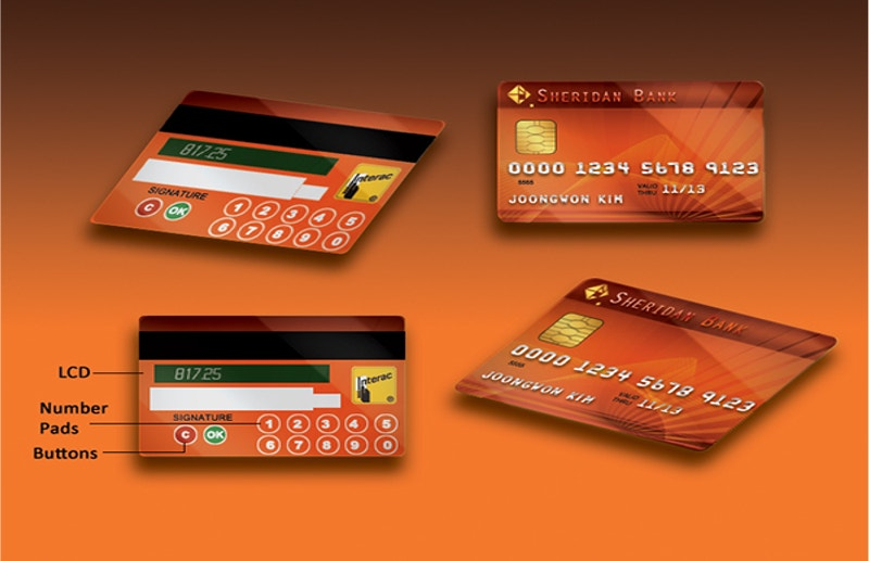 New Generation Credit Card Design