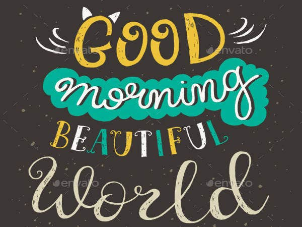 hand-lettering-morning-poster-card