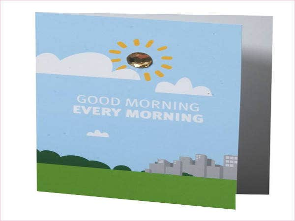special-good-morning-card