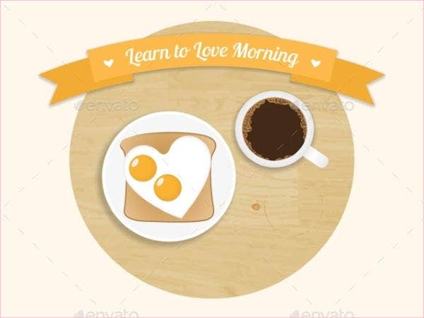 morning-breakfast-round-icon-card