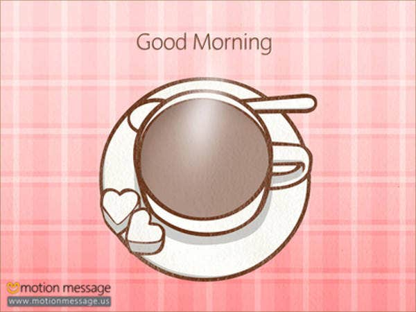 design-good-morning-card