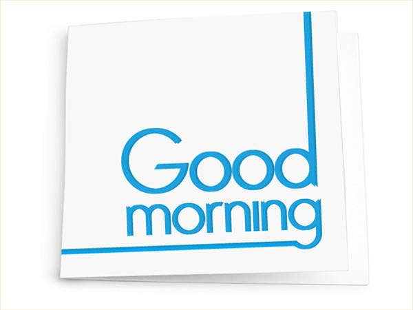 greeting-morning-night-card-design