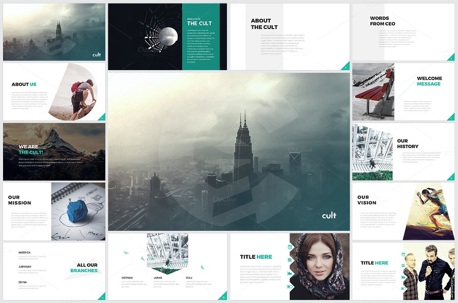 24 presentation templates ppt format download free premium