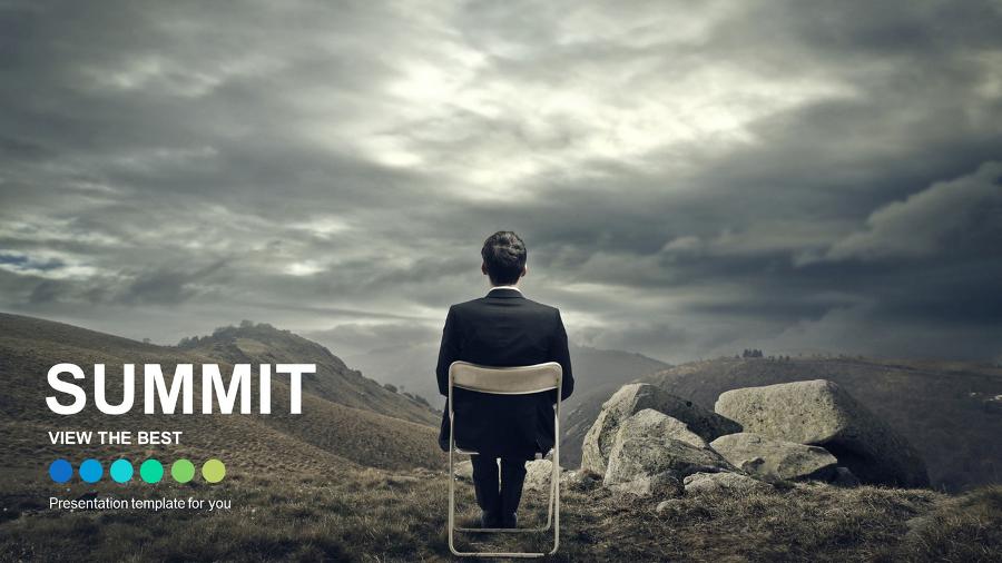 summit presentation template