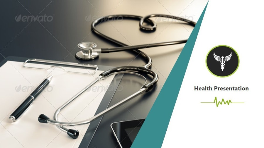 health google presentation template