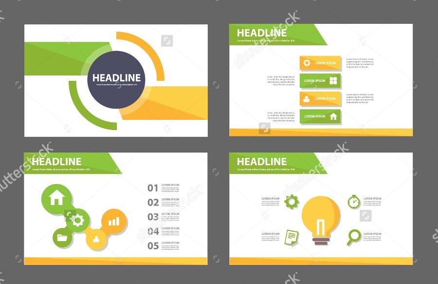 green yellow multipurpose presentation1