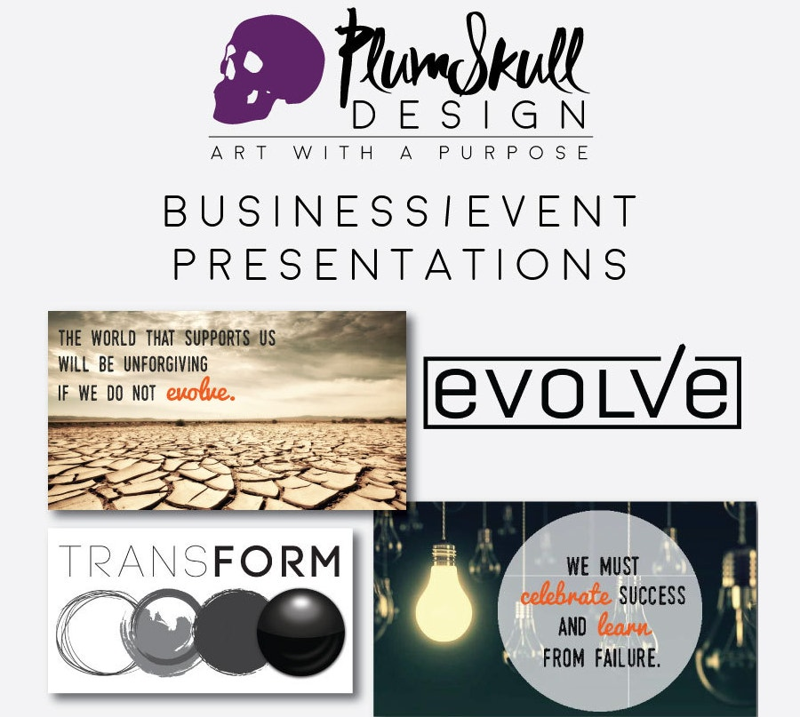 Event Presentation Template