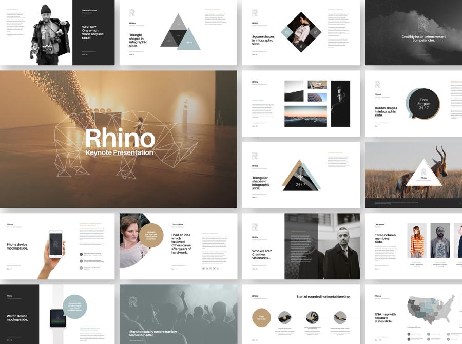 keynote presentation template design2