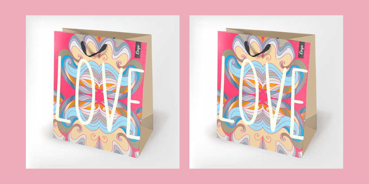 Beautiful Paper Bag Mockup