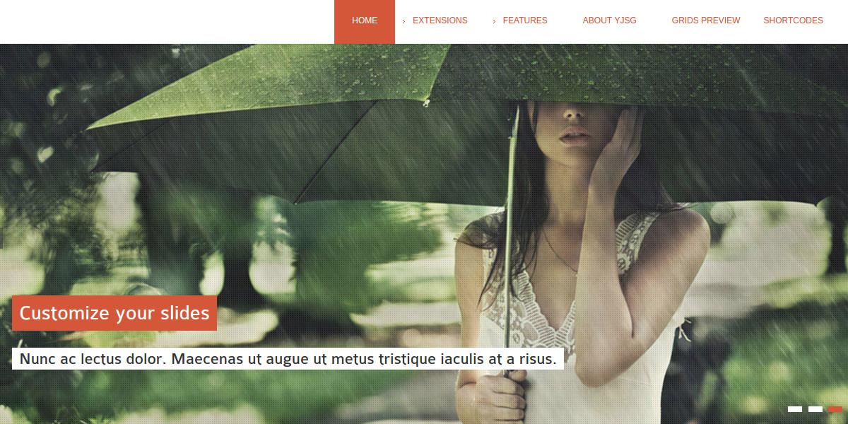 Photo Studio & Video Joomla Website Template