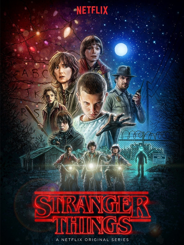 Stranger Movie Poster