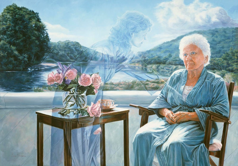 optical-illusion-painting-of-grandma