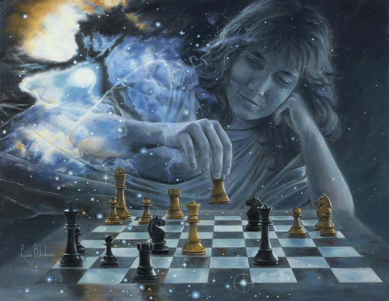 woman-playing-chess-painting