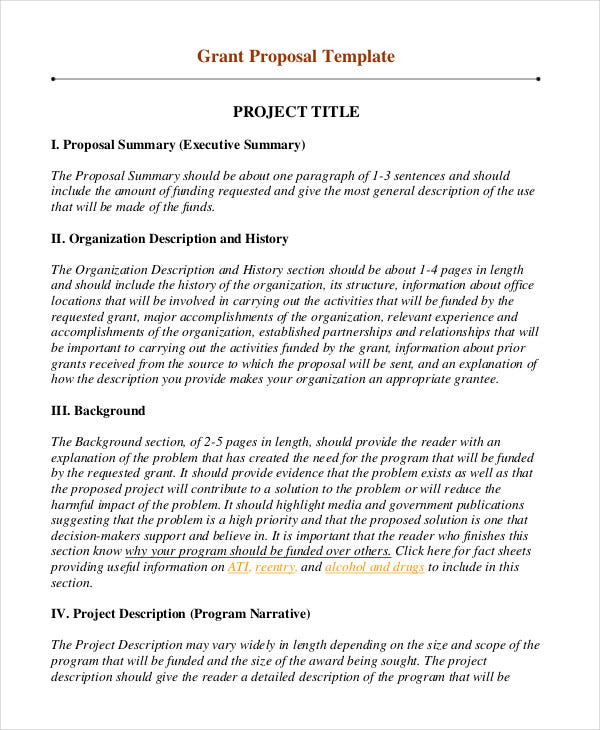 grant-proposal-template