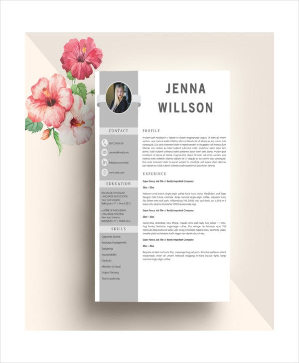 creative-resume-format