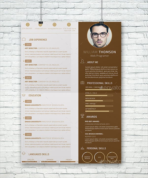 clean-resume-format-download