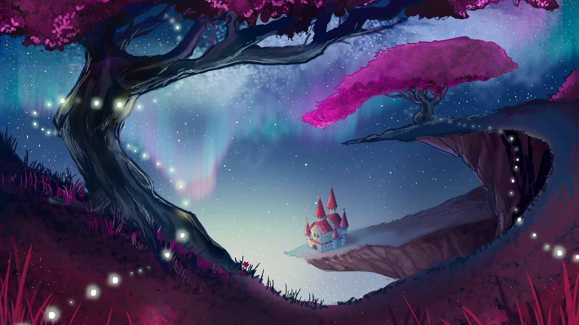 29 Magical Paintings Free Amp Premium Templates