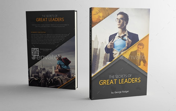 20 cover templates free psd vector eps png format for Design a book jacket template