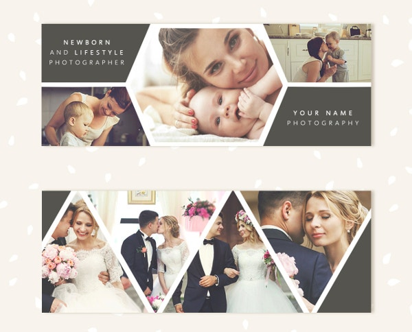Beautiful Pair Facebook Timeline Template