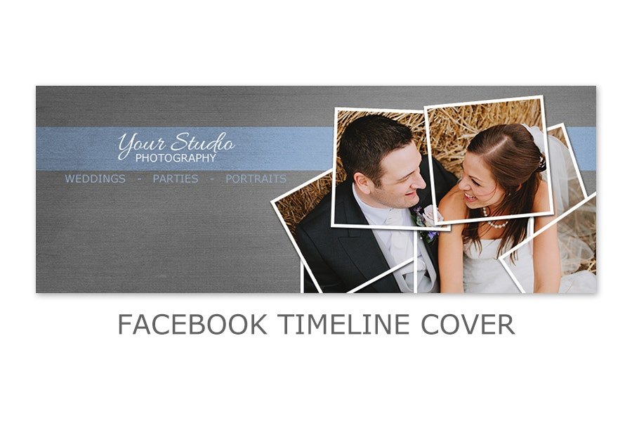 Facebook Timeline Template Design